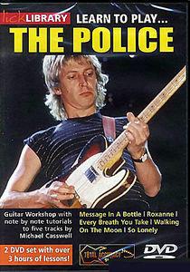 Police - Every breath you take на DVD