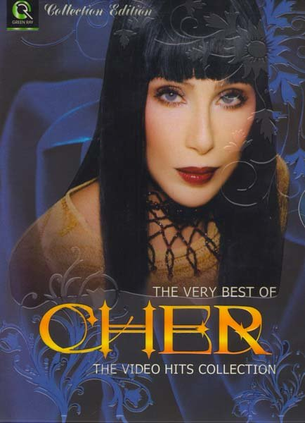 Cher - The very Best of Cher - The video Hits collection на DVD
