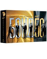 Бонд 50 Коллекция (23 Blu-Ray)