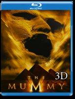 Мумия 3D (Blu-ray)