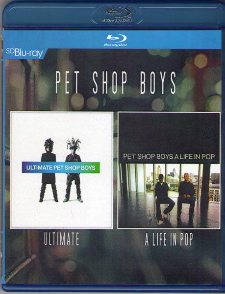 Pet Shop Boys (Ultimate Life In Pop) (Blu-ray) на Blu-ray