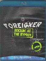 Foreigner Rockin at the Ryman (Blu-ray)*