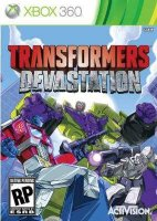Transformers Devastation (Xbox360)