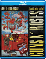 Guns N Roses Appetite for Democracy  Live at the Hard Rock Casino Las Vegas (Blu-ray)*