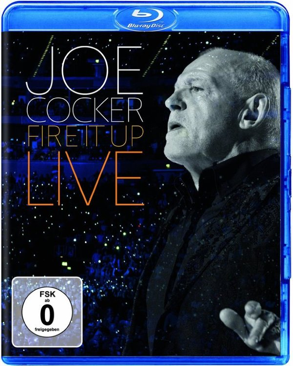 Joe Cocker Fire it Up Live (Blu-ray)*