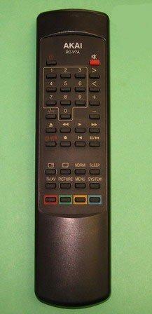 Пульт ДУ AKAI RC-V7A TV/VCR
