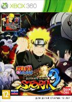 Naruto Ultimate Ninja Storm 3 (Xbox 360)