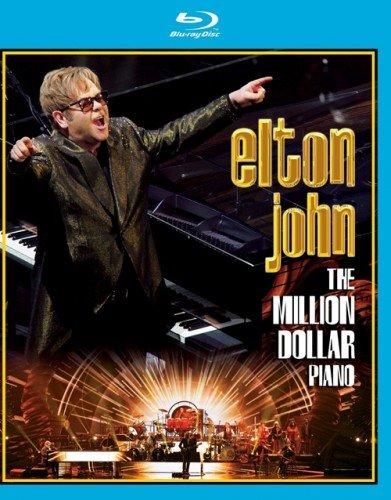 Elton John The Million Dollar Piano (Blu-ray)*