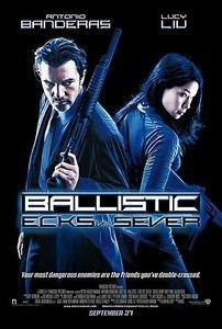 Баллистика: Экс против Сивер   на DVD