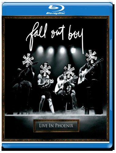 Fall Out Boy Live In Phoenix (Blu-ray)* на Blu-ray