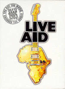 Queen: Live at Wembley stadium 1 \\ Queen: Live at Wembley stadium 2 на DVD