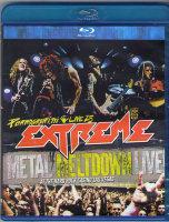 Extreme Pornograffitti Live 25 / Metal Meltdown (Blu-ray)*