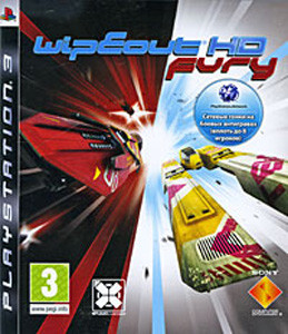 WipEout HD Fury (PS3)
