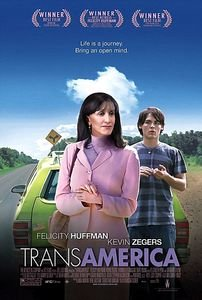 ТрансАмерика  на DVD