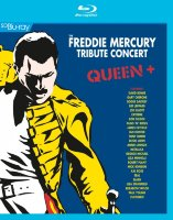 Freddie Mercury Tribute Concert for aids awareness (Blu-ray)