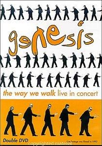 Genesis, the walk we walk - live in concert на DVD