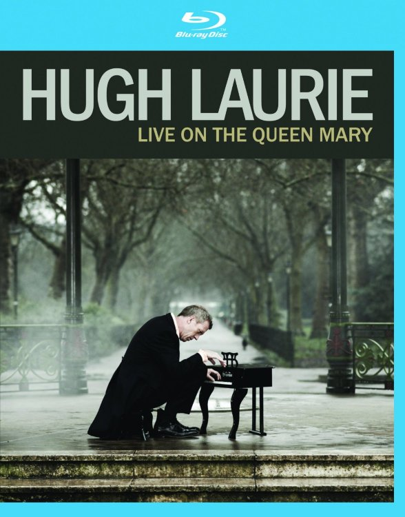 Hugh Laurie Live on the Queen Mary (Blu-ray)* на Blu-ray