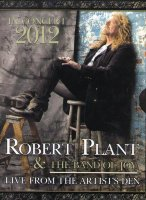 Robert Plant The Band Of Joy Live From The Artists Den