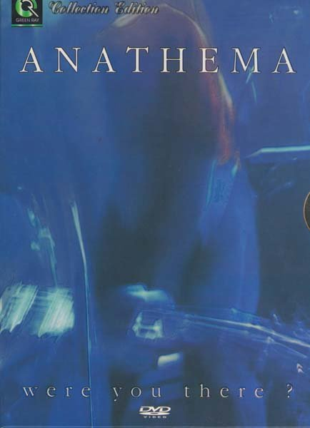 ANAТHEMA Were you there? Live in London на DVD