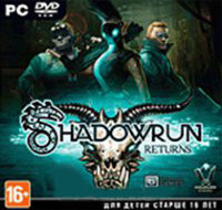 Shadowrun Returns (PC DVD)