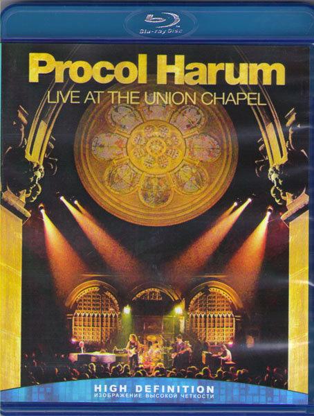 Procol Harum Live at the Union Chapel (Blu-ray)* на Blu-ray