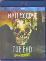 Motley Crue The End Live in Los Angeles (Blu-ray)*