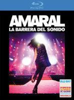 Amaral La Barrera del Sonido (Blu-ray)