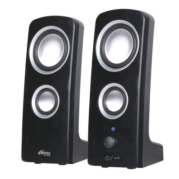 RITMIX SP-2022 USB Silver 4 Вт (RMS)