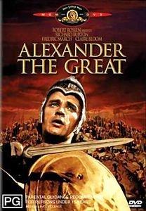 Александр Македонский  на DVD