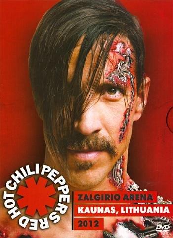 Red Hot Chili Peppers Zalgirio Arena / Kaunas 2012 на DVD