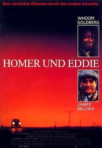 Гомер и Эдди  на DVD