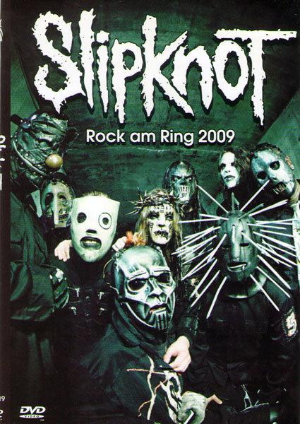 Slipknot Rock am Ring 2009 на DVD
