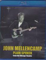 John Mellencamp Plain Spoken (From the Chicago Theatre) (Blu-ray)