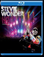 Stevie Wonder Live at Last (Blu-ray)*