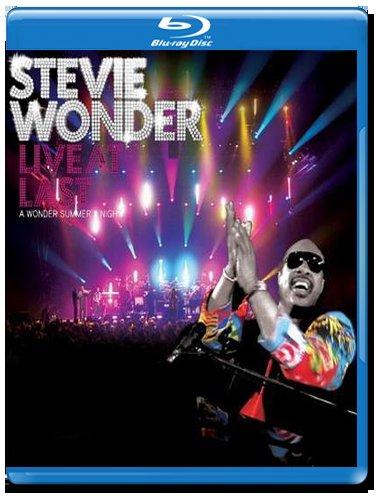 Stevie Wonder Live at Last (Blu-ray)* на Blu-ray