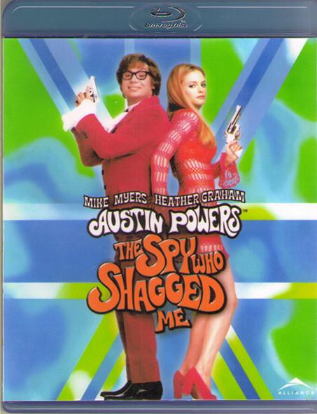 Остин Пауэрс Шпион который меня соблазнил (Blu-ray)* на Blu-ray