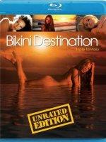Bikini Destinations Triple Fantasy (Девушки в Бикини Тройная фантазия) (3 серии) (Blu-ray)