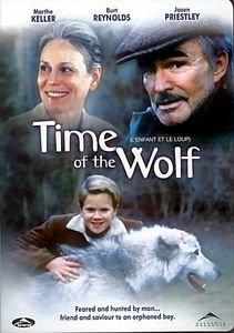 Время волка на DVD