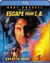 Побег из Лос Анджелеса (Blu-ray)* на Blu-ray
