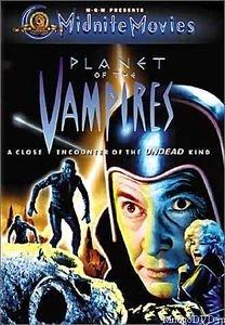 Планета вампиров   на DVD