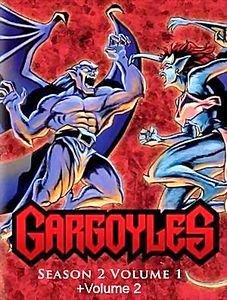 Гаргульи на DVD