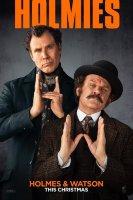 Холмс и Ватсон (Blu-ray)