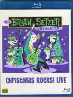 The Brian Setzer Orchestra Christmas Rocks (Blu-ray)