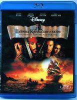 Пираты Карибского моря Проклятие черной жемчужины 3D+2D (Blu-ray 50GB)