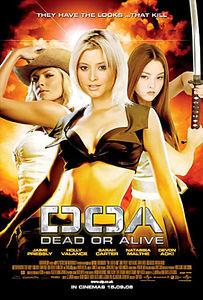 D.O.A. Живой или мертвый на DVD