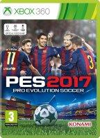 Pro Evolution Soccer 2017 (Xbox 360)
