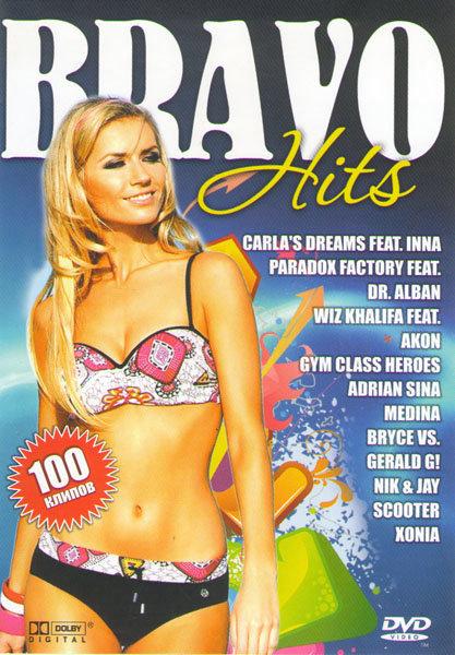 Bravo Hits 100 Клипов  на DVD