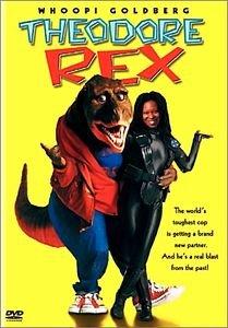 Теодор Рекс  на DVD