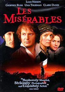 Отверженные ( Билле Аугуст)  на DVD