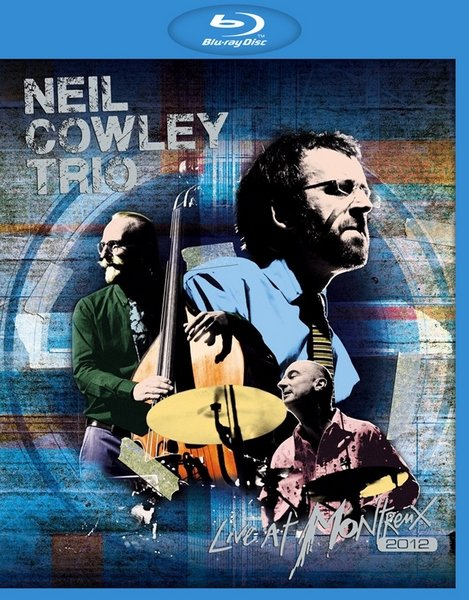 Neil Cowley Trio Live At Montreux (Blu-ray)* на Blu-ray
